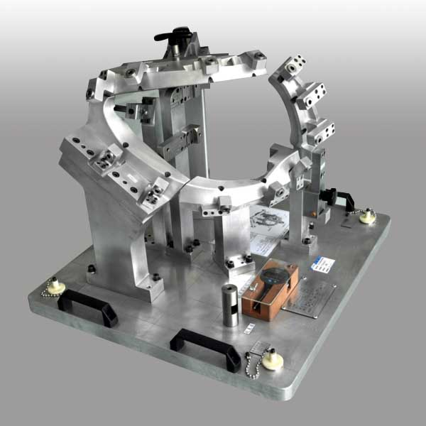 Car Testing JIG and Fixture Manufacturer