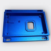 One stop aluminum CNC machining service supply anodized alum