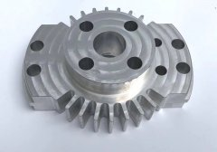 High precision machining parts custom CNC aluminum milling