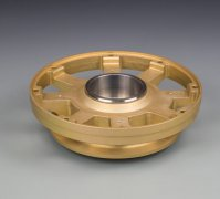 Brass Copper Bronze Material Housing Parts Precision Customized CNC Turning Milling Parts