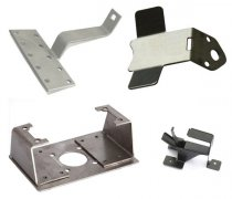Custom Precision sheet Metal cnc punching and forming parts