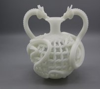 Customize 3d Printer Resin / 3d Printing / SLA / SLS Plastic Prototype