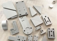 Aluminium Silver Color Anodized 5052 and 6061 Aluminium Alloy Parts