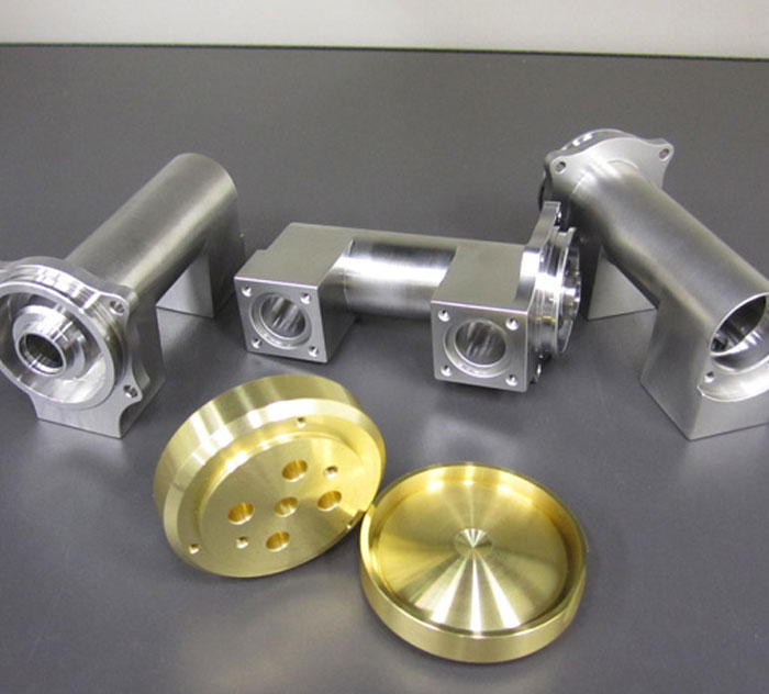 CNC Machining Parts Improve Work Efficiency
