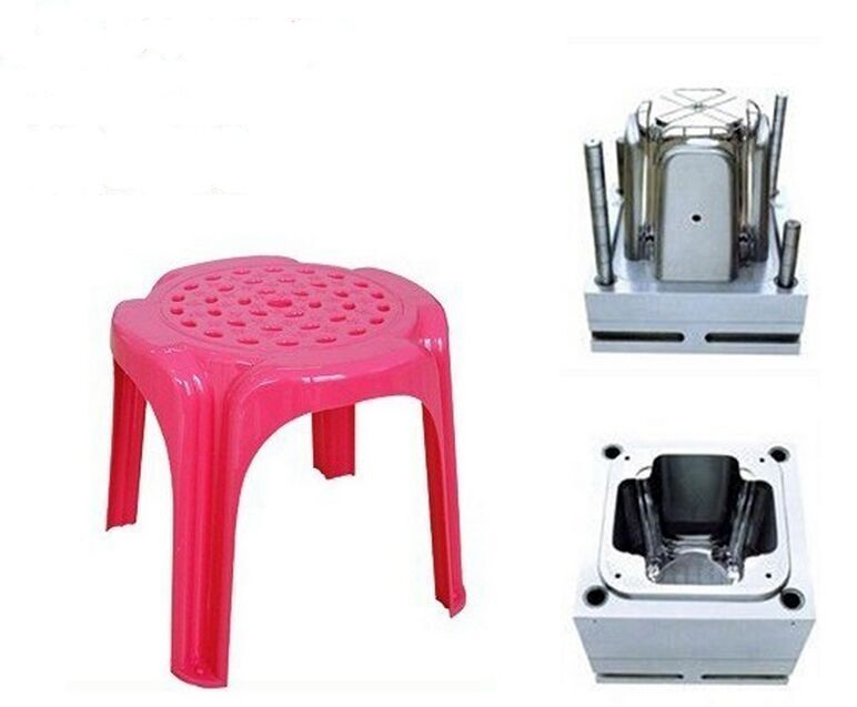 Eu Standard Parts Modern Desk Plastic Injection Molding Office Chair Components Mould Manufacturing