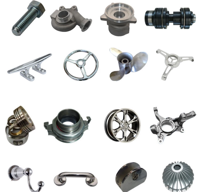 Carbon Steel 45 Investment Casting Parts for Farm Machinery