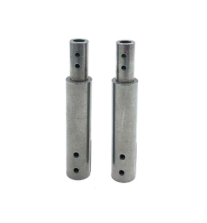 China manufacturer OEM cnc machined part precision cnc turning stainless steel 304 306 pin shaft parts
