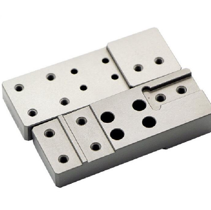 OEM Precision Mold Steel CNC Milling Hardware Mold Part