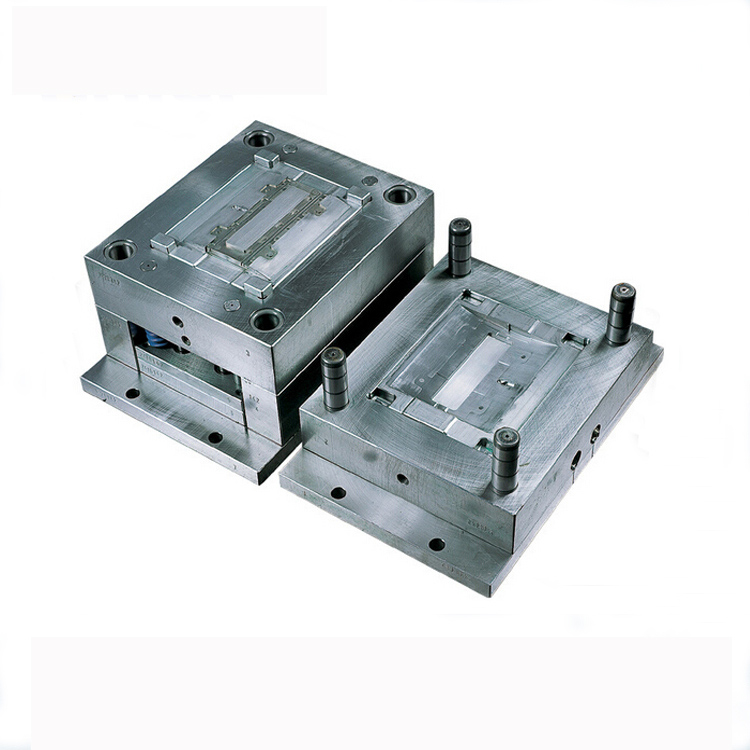 China Factory Design Precision Industrial Plastic Injection Molds Molding Mold For IML Office Equipment Parts
