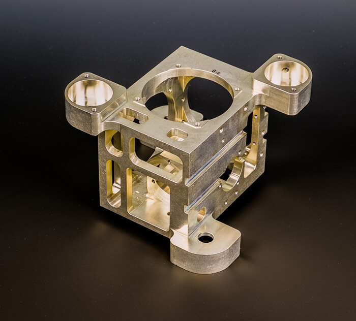 Analysis of Processing Technology of Plate Precision Machined Brass Component